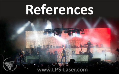 LPS Laser Show References